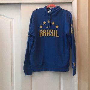 Nike Brasil sweatshirt!